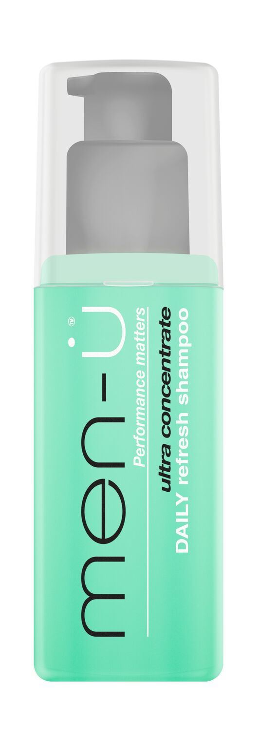 Men -u daily refresh shampoo