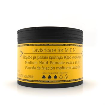 medium hold pomade